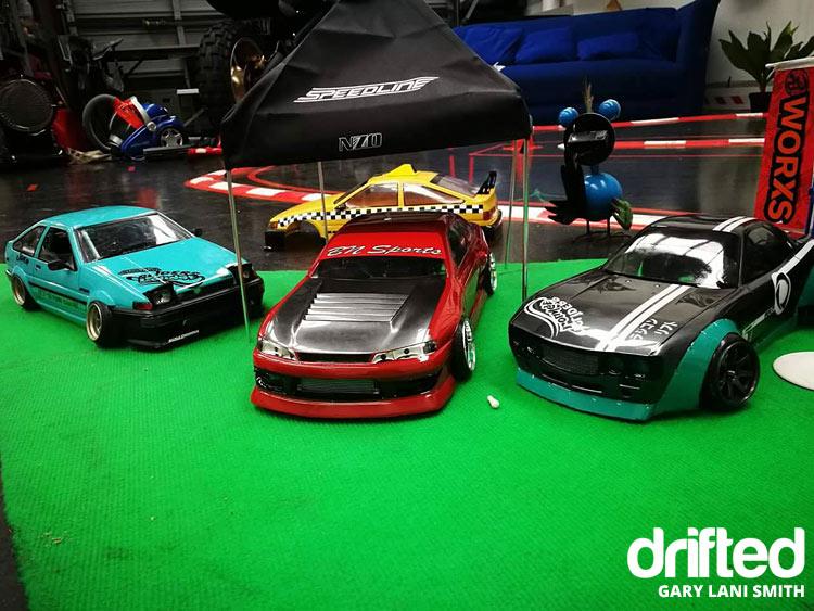 Gary S Inspiring Ae86 Rc Drift Car