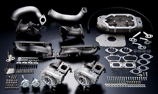 hks-350z-turbo-kit
