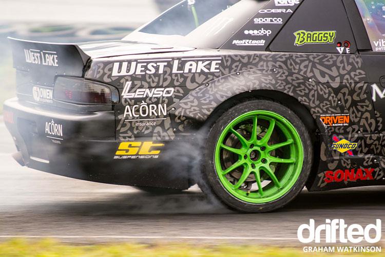 silvia-ps13-rear-drift