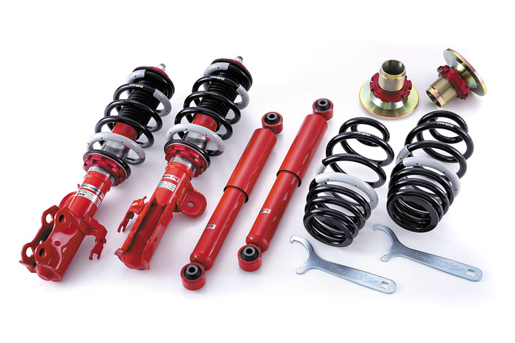 Tanabe Sustec Pro Five Coilover Kit
