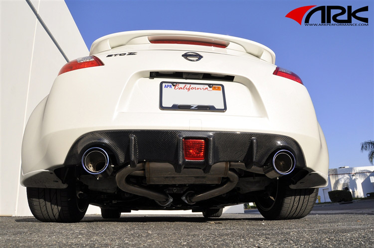 ARK DT-S 370Z Exhaust
