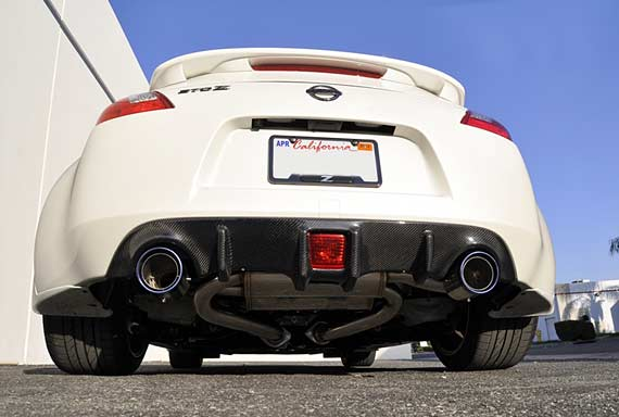 Attrayant Editorials; Ultimate 370z Exhaust Guide