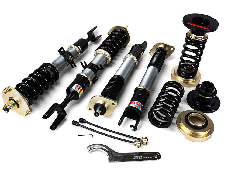 bcracing 370z coilovers