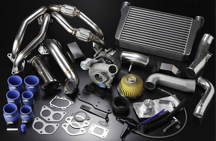 greddy brz turbo kit