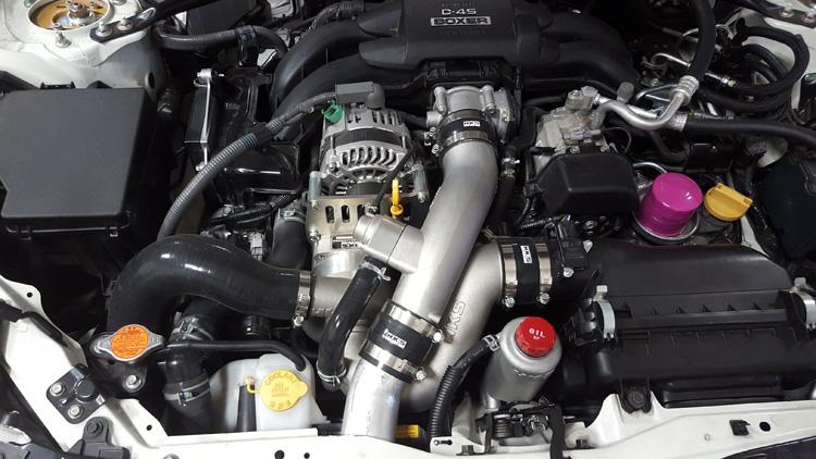hks supercharger v3