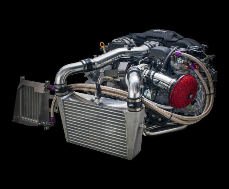 hks gtiii rs brz turbo kit