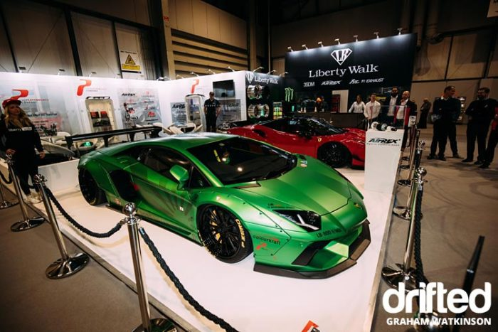 liberty-walk-lamborghini-autosport-international-2018