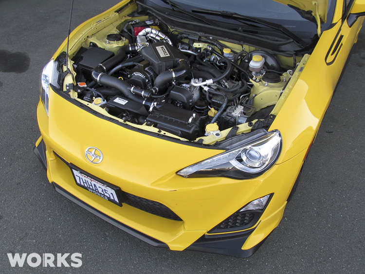 workss2 fr-s turbo kit