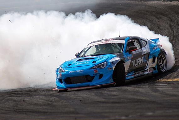 Drifted International Drifting Coverage