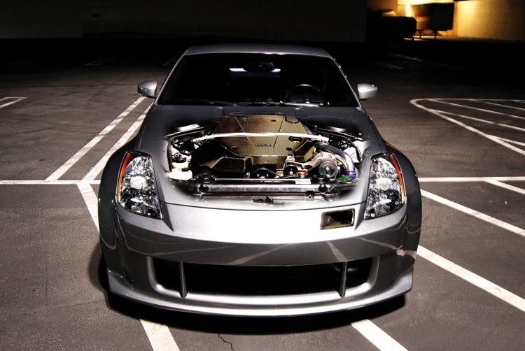 Ultimate 350z Supercharger Guide | Drifted com