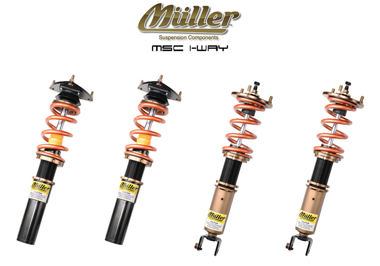 muller msc e36 coilovers
