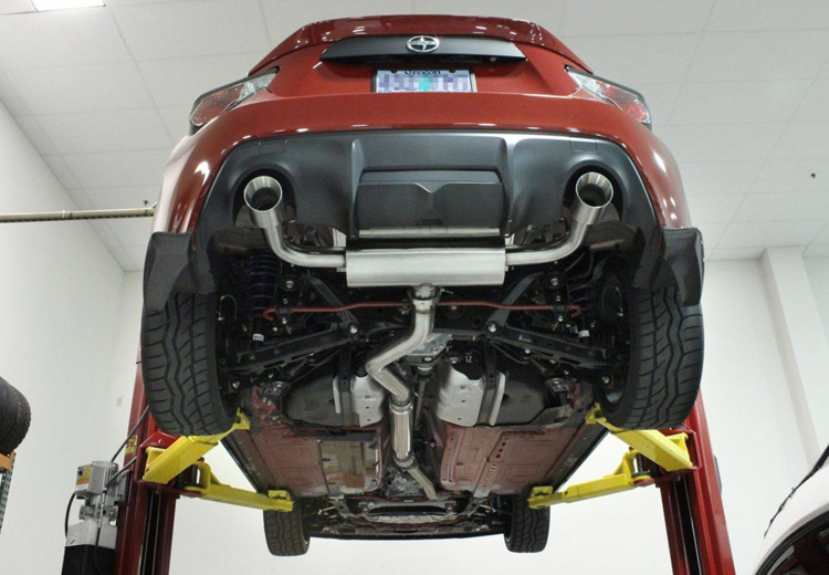 Perrin FRS Exhaust