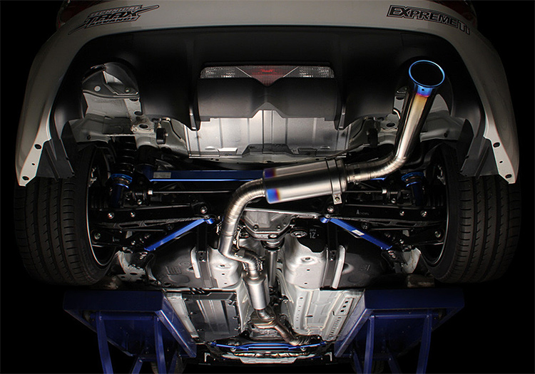 scion frs exhaust