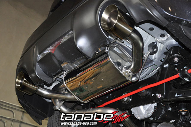 Tanabe Medalion BRZ Exhaust