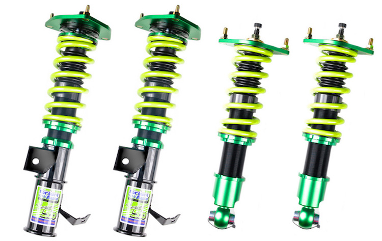 fortune auto 500 E46 coilovers