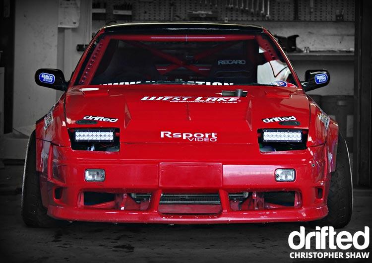 nissan 180sx s13 front bumper