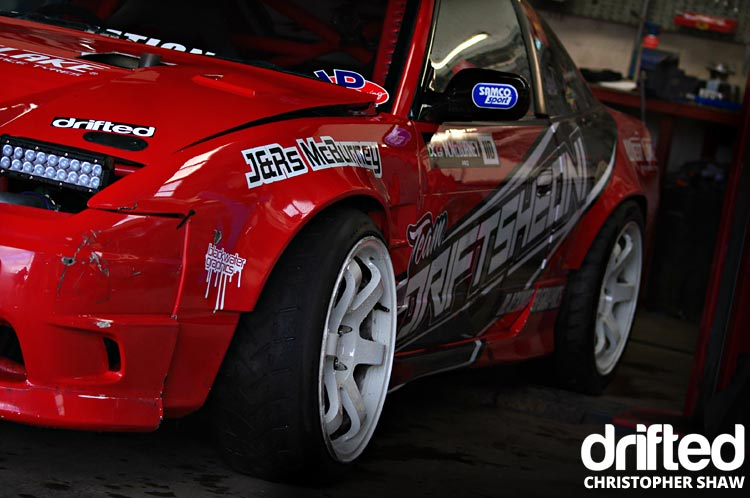 nissan 180sx s13 door