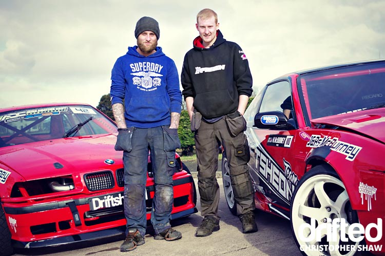 team driftshed ni