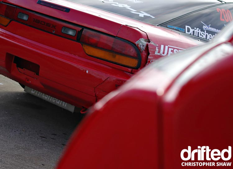 nissan 180sx s13 rear