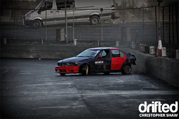 team driftshedni bmw