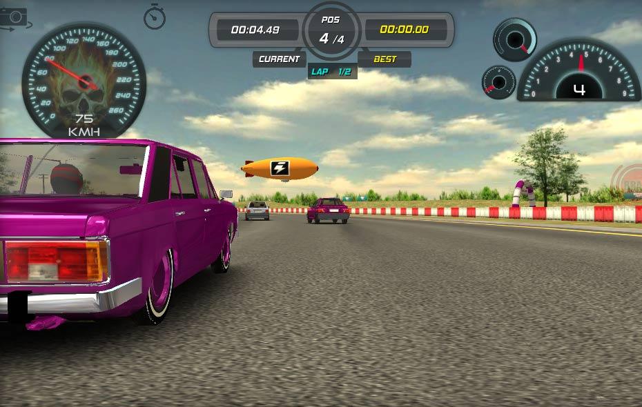 extreme drift 2 screenshot