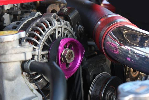 RX-8 Motor Swap   Drifted com