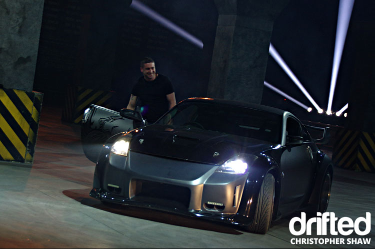 350z fast and furious live