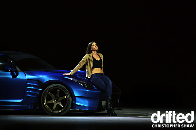 acrtress fast and furious live