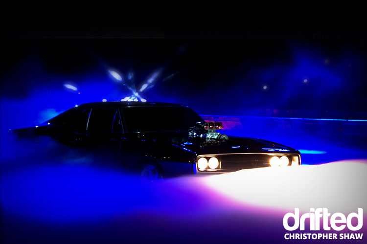 charger fast and furious live