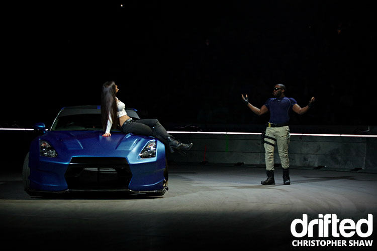 gtr fast and furious live