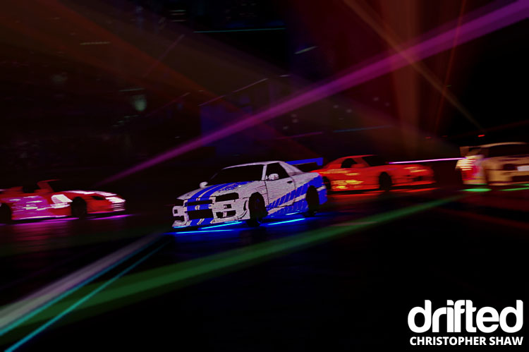 fast and furious live race