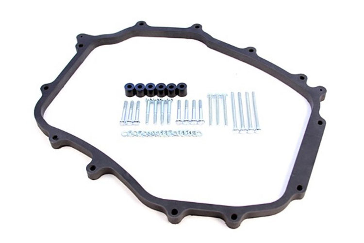 blox racing 350z intake plenum spacer