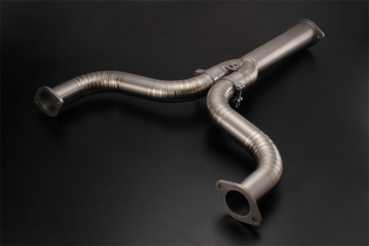 tomei 350z y-pipes