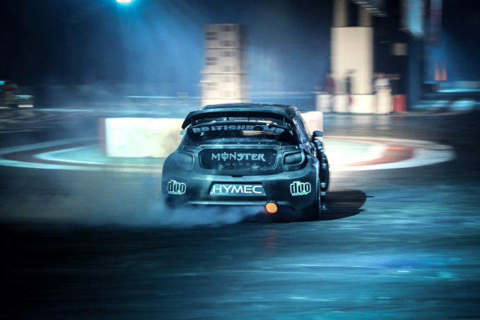 Problems Faced During Drifting Steering