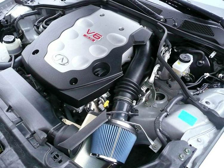 G35 cold air intake