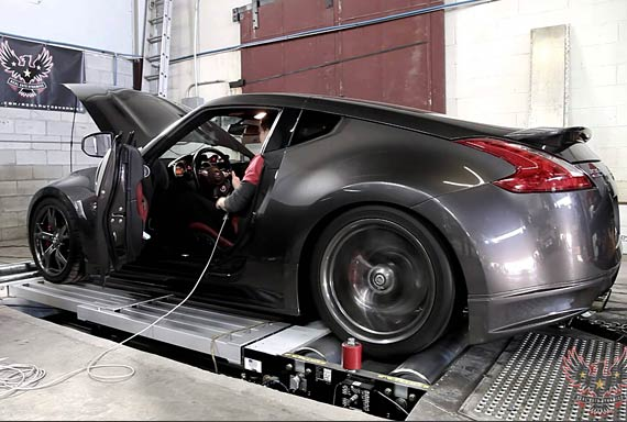 Ultimate 370z Turbo Kit Guide | Drifted com