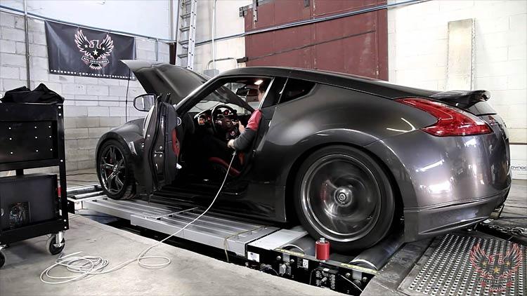 370z turbo kit guide