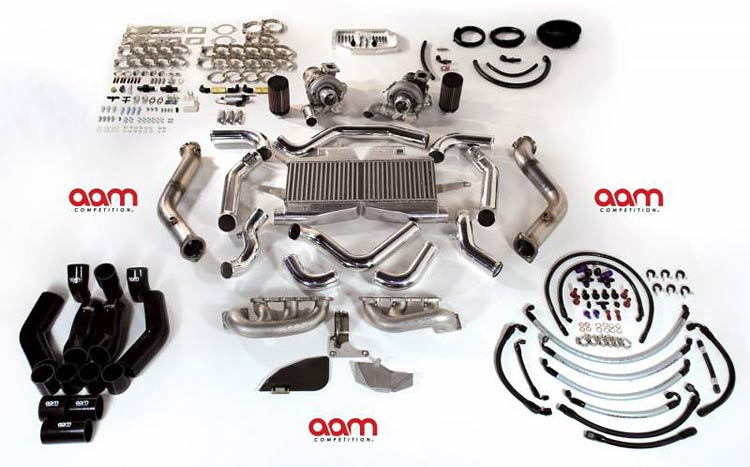 aam 370z turbo kit