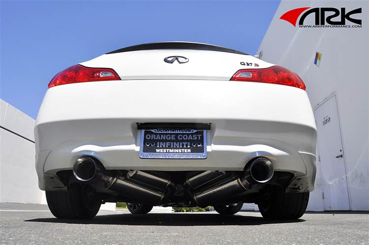 ARK GRiP G37 Exhaust