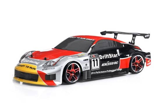electric drift star rc drift car