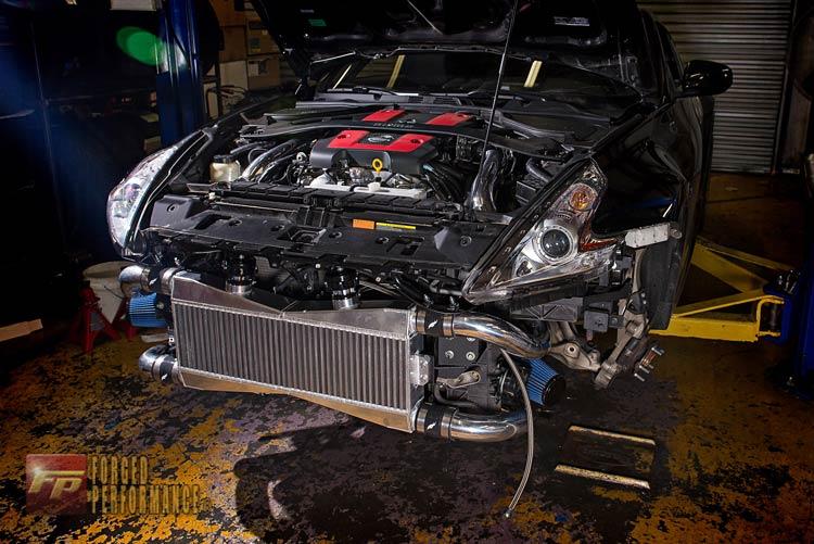370z single turbo VQ37VHR Single