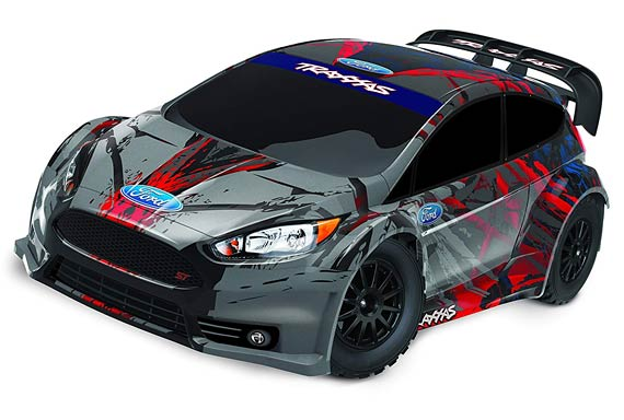 ford fiesta st rc drift car