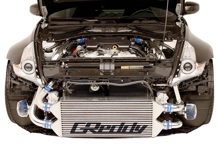 greddy 370z turbo kit