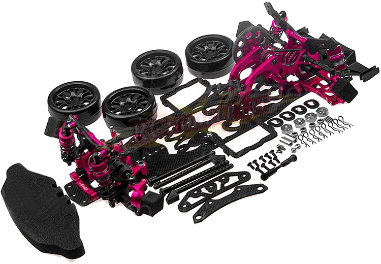hobbypower alloy carbon kit