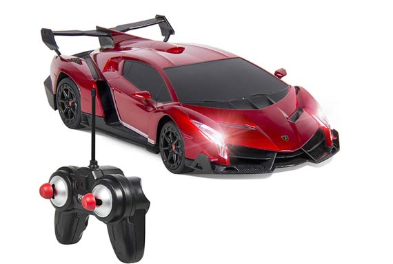 lamborghini veneno rc drift car