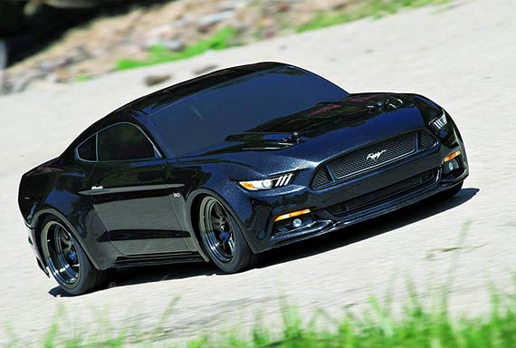 mustang gt rc drift car