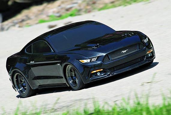 Mustang Gt Rc Drift Car
