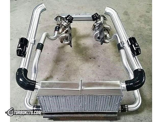sfr 370z turbo kit