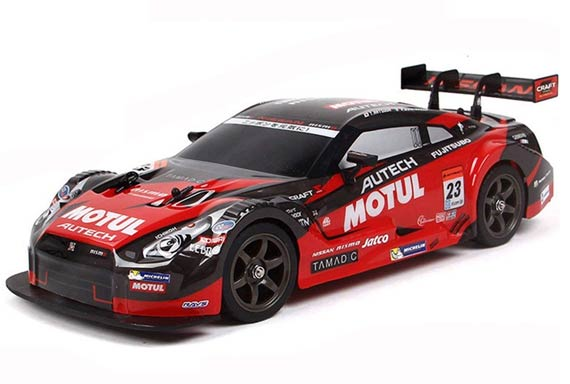 super gt rc drift car