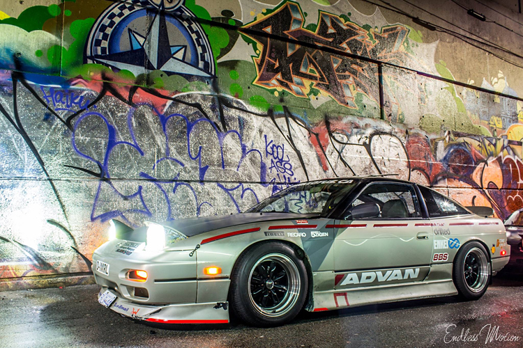 240sx s13 tunnel lights